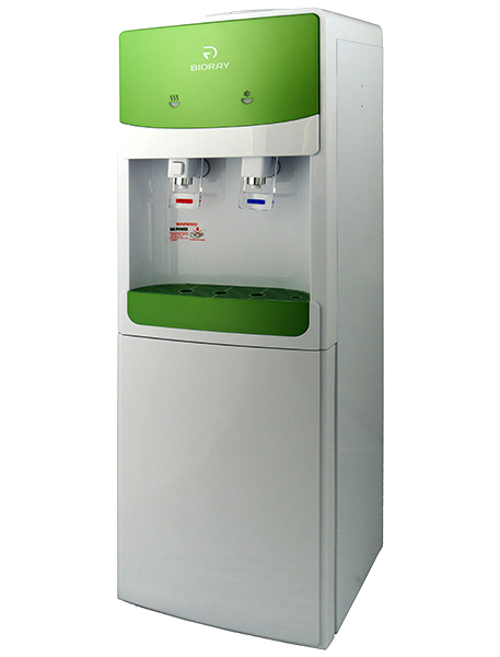 Кулер BIORAY WD 3307E White-Green